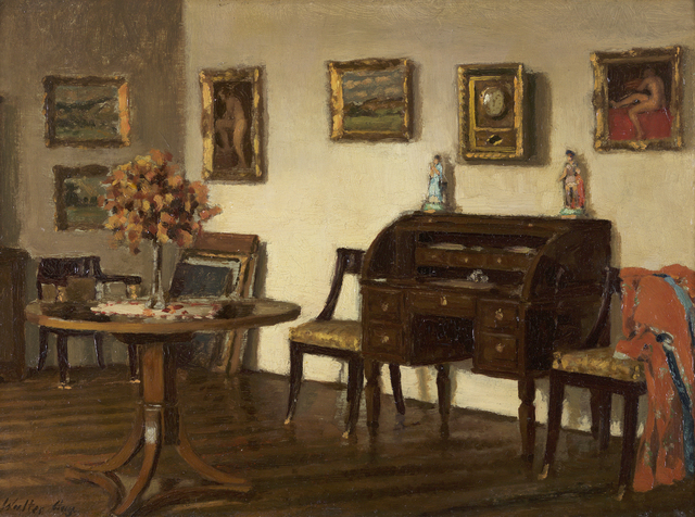 , 'Studio Interior,' , Debra Force Fine Art