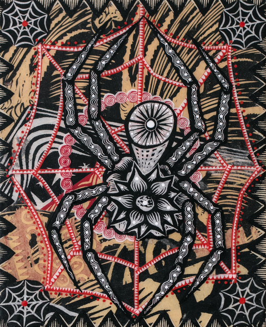 , 'Spider Grandmother,' 2018, Paradigm Gallery + Studio