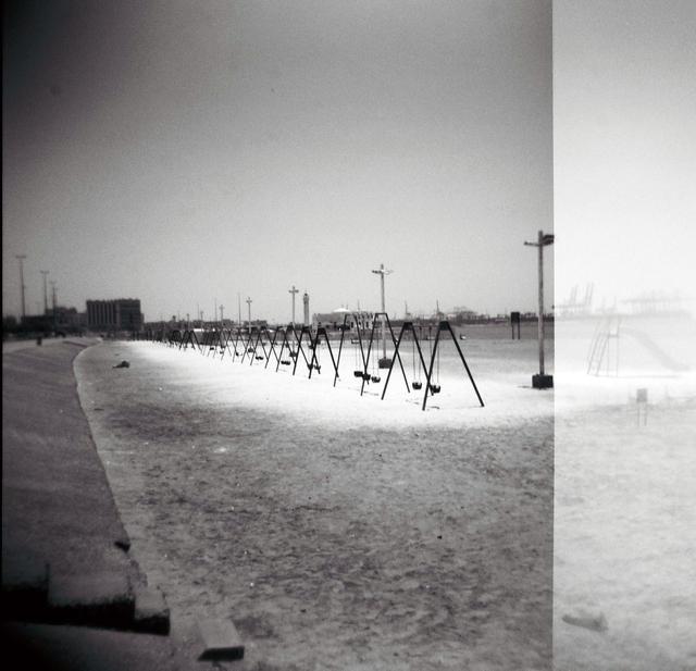 , 'Swings,' 2012, ATHR