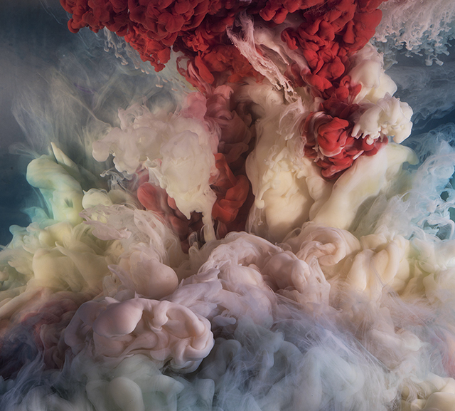 Kim Keever, 'Abstract 40425b', 2018, Winston Wächter Fine Art