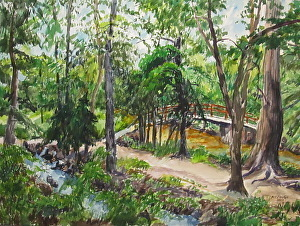 , 'Rock Creek Park Near Tilden Street,' , Zenith Gallery