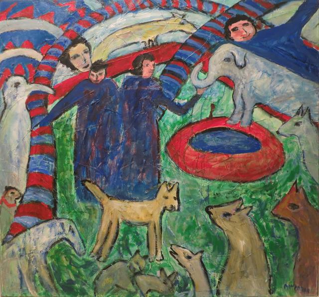 , 'Entwined Metaphors XVII,' , Walter Wickiser Gallery