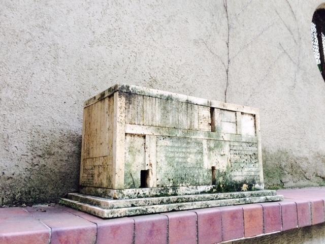 , 'Casetta di Marmo,' 2007, Antonia Jannone Disegni di Architettura