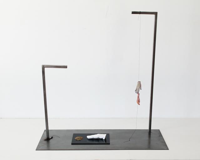 Bruno Gruppalli, 'La función de los días', 2015, María Casado