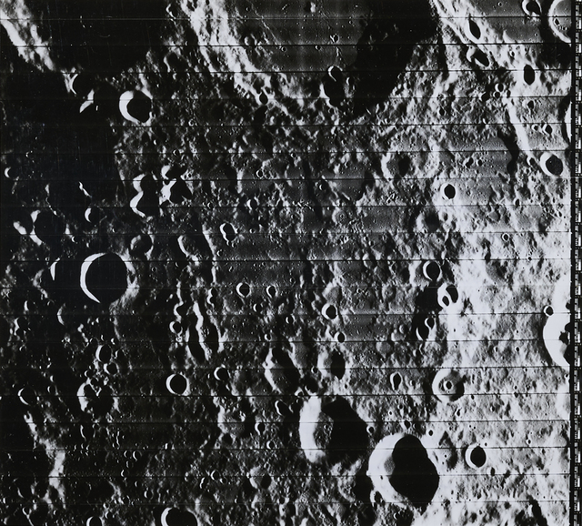 , 'Lunar Orbiter,' 1967, Jason Jacques Gallery