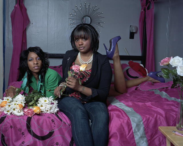 , 'Tiffany and Jessica in Braddock,' 2012, Alan Cristea Gallery
