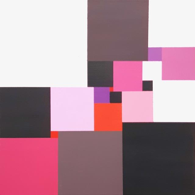 , 'Untitled 21 Squares 19011,' 2019, Robert Kananaj Gallery