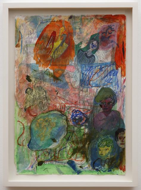 , 'Untitled ,' 2016, Marta Cervera