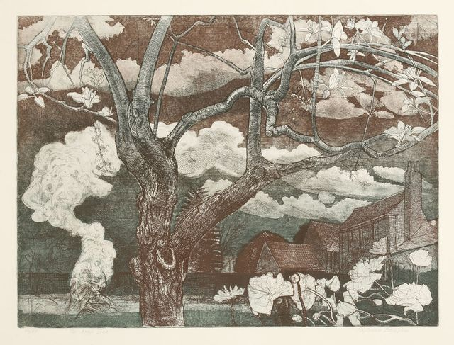 Richard Bawden, 'THE APPLE TREE', Sworders