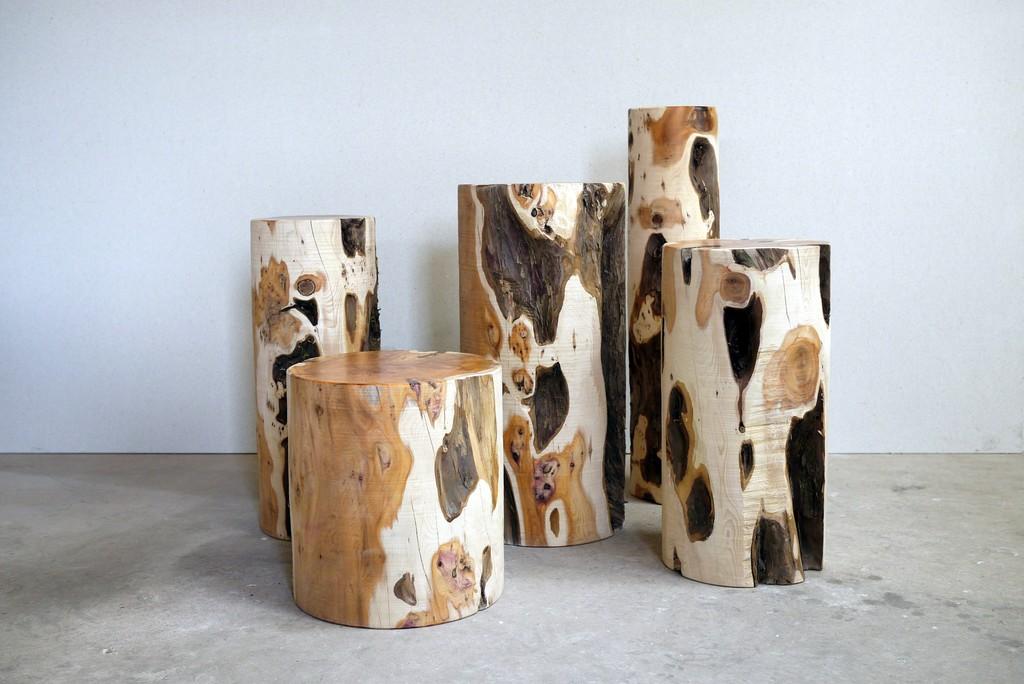 Chatsworth Yew Logs