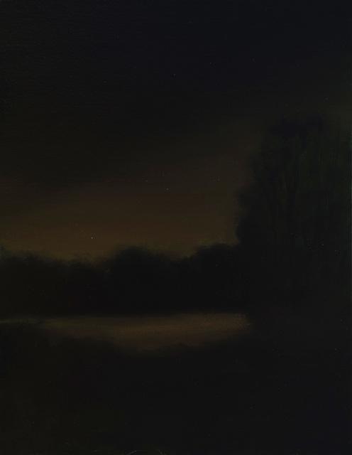 , 'Night Study,' 2018, Sullivan Goss