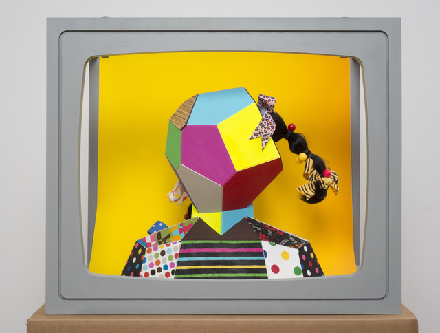 , 'Boxhead #4,' 2014, Salon 94
