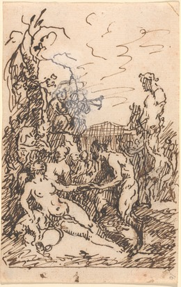 Satyrs and Nymphs