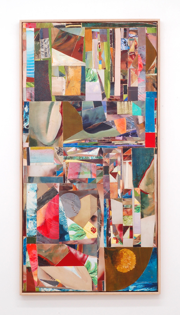 , 'Unmeltable Antebellum,' 2017, C. Grimaldis Gallery
