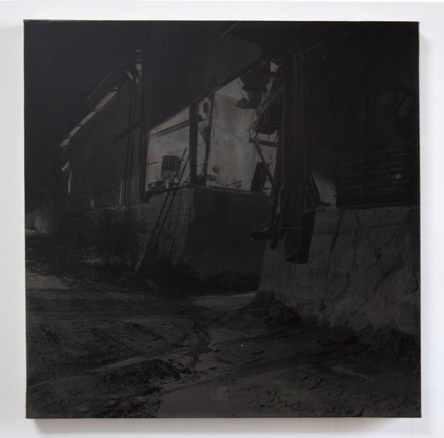 , 'Sedimented landscape,' 2015, Nanzuka