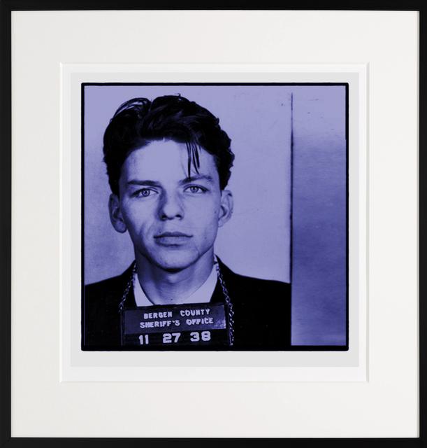 Louis Sidoli, 'Frank Sinatra', 2010, Print, Giclee on paper, Castle Fine Art