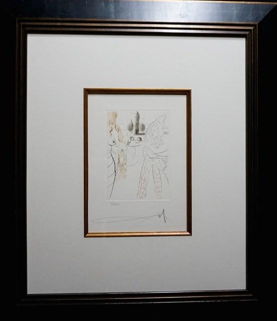 Salvador Dalí, 'Le Decameron La Femme Adultere', 1972, Fine Art Acquisitions