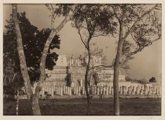 Laura Gilpin, 'Temple of the Warriors, Chichén Itzá, Yucatan', 1932, Doyle