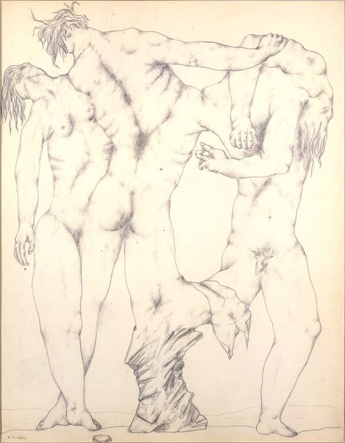 , 'Metamorphose,' 1940, Galerie Maeght