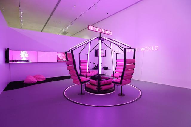 Wang Xin, 'Enchanted Art World ', 2018, de Sarthe Gallery