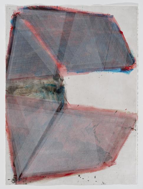 José Pedro Croft, 'Sem título | Untitled', 2018, Drawing, Collage or other Work on Paper, Água forte, água tinta, ácido direto, verniz e nanquim, Mul.ti.plo Espaço Arte