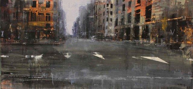 , 'SILENZIO ASSORDANTE,' 2016, Galleria Punto Sull'Arte