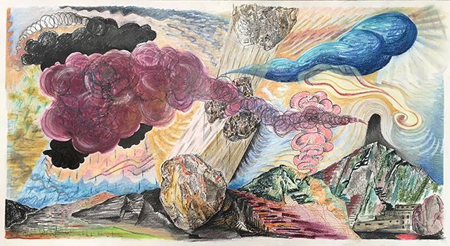 , 'Untitled (1-28-16),' 2016, Craig Krull Gallery