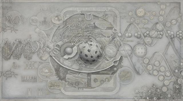 , 'Cell (v.2.1),' 2015, Mirus Gallery
