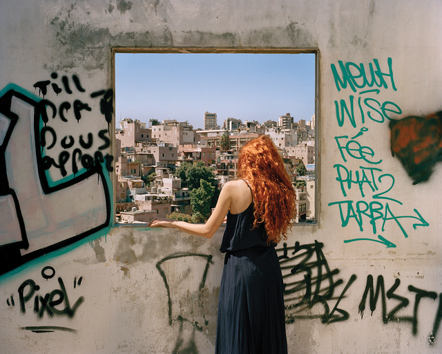 , 'Nour #5, Beirut Lebanon.,' 2017, Robert Klein Gallery