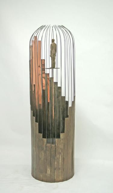 , 'Mi mundo jaula / My cage world,' 2007, Modus Art Gallery