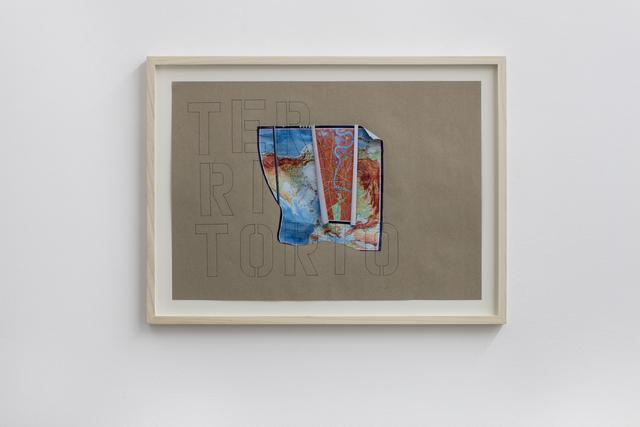 , 'Territorio,' 2012, Francesca Minini