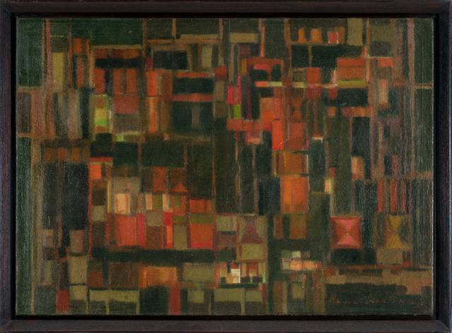 , 'Jogos e Enigmas ,' 1955, Galeria de Arte Ipanema