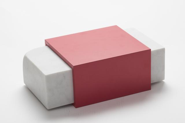 , 'Eraser Sculpture,' 2012, SIM Galeria