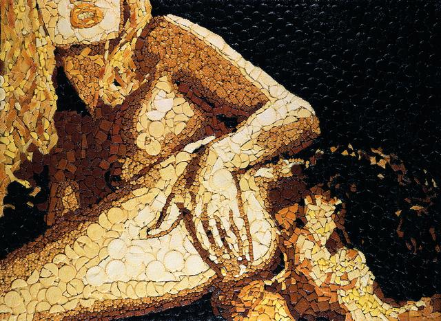 , 'Silicon pornstar drilled,' 2004, MAMAN Fine Art Gallery