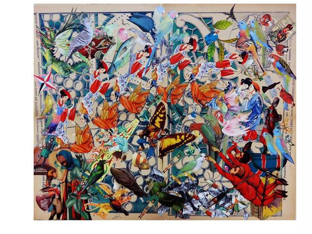 , 'Richelieu,' 2015, Isabel Croxatto Galería