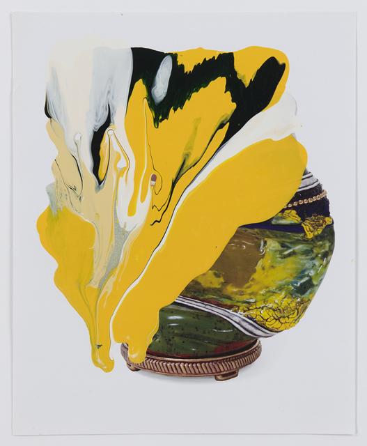 , 'Wave,' 2016, Tibor de Nagy