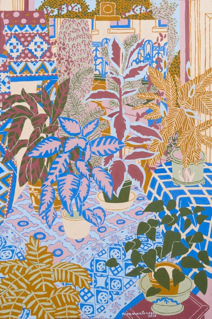 , 'Plants,' 2018, Tatha Gallery