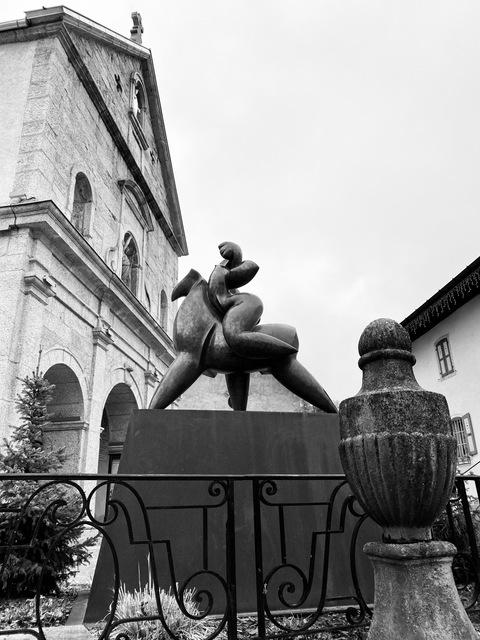 Dominique Polles, 'Centauresque', 2007, Sculpture, Bronze, Galerie de Souzy