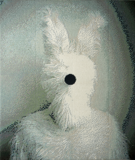 , 'Rabbit,' 2010, Murray White Room
