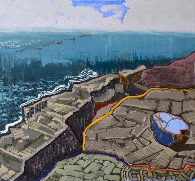 Aaron Brooks, 'Boulder, Cranberry Island', 2012, Flow 305