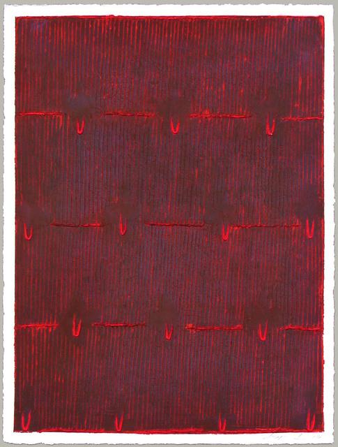 , 'Ecriture Series II #32,' 1994, Galerie Bhak