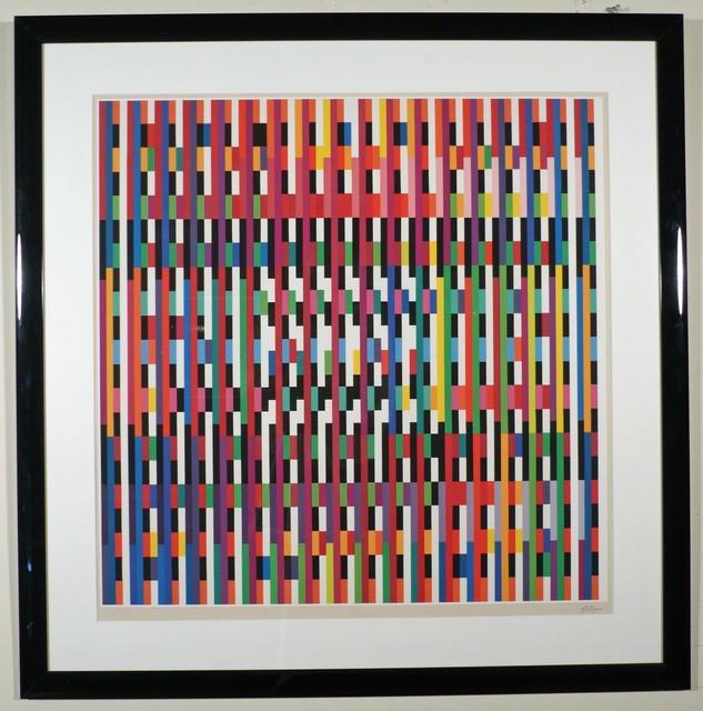 Yaacov Agam, 'UNTITLED', ca. 1975, Edward T. Pollack Fine Arts