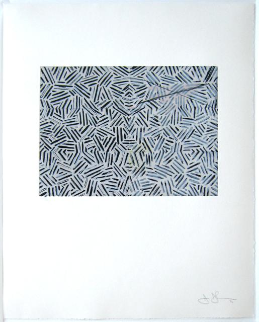 , 'Corpse and Mirror (ULAE 167),' 1976, Joseph K. Levene Fine Art, Ltd.