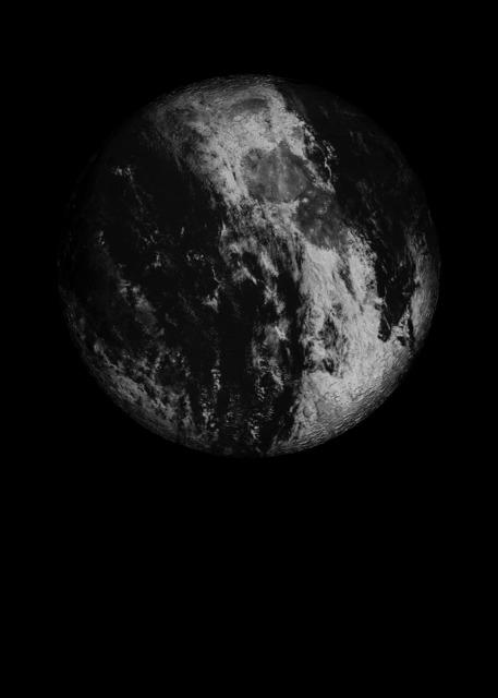 , 'Moon No.7c,' 2014, Galería Emma Molina