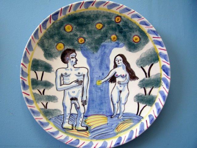 , 'Adam and Eve,' 2012, Garis & Hahn