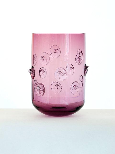 Eric Schmitt, 'Bohemian Vase', 2010, Design/Decorative Art, Hand Blown Glass, Valerie Goodman Gallery