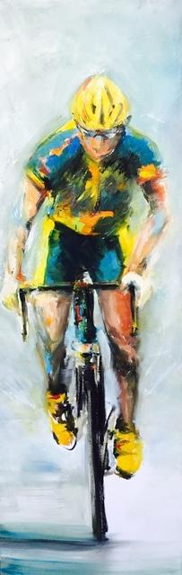, 'Ciclista,' , Inn Gallery