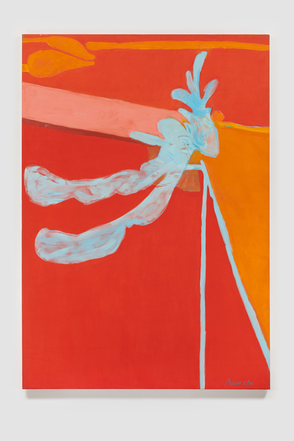 , 'Untitled I (Red),' 1976, Susan Eley Fine Art