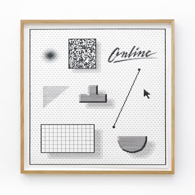 , 'Online Bling,' 2018, Falko Alexander