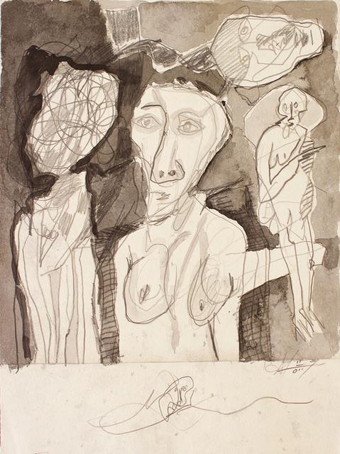 , 'Untitled,' 2011, Galería Nudo